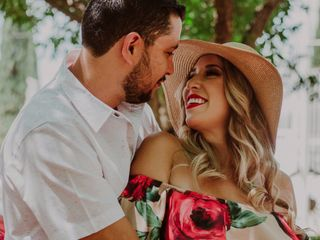 La boda de Viviana y Osman 1