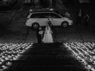 La boda de Denisse y Juan Pablo 1