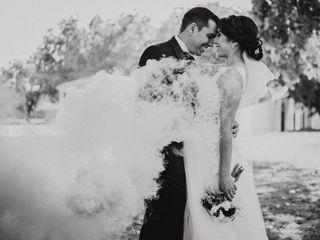 La boda de Gisela y Mauricio
