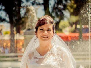 La boda de Azael y Florence 1