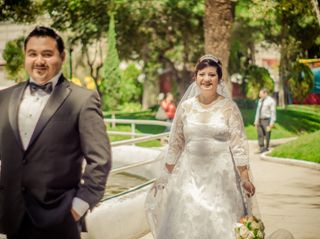 La boda de Azael y Florence 3