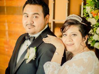 La boda de Azael y Florence