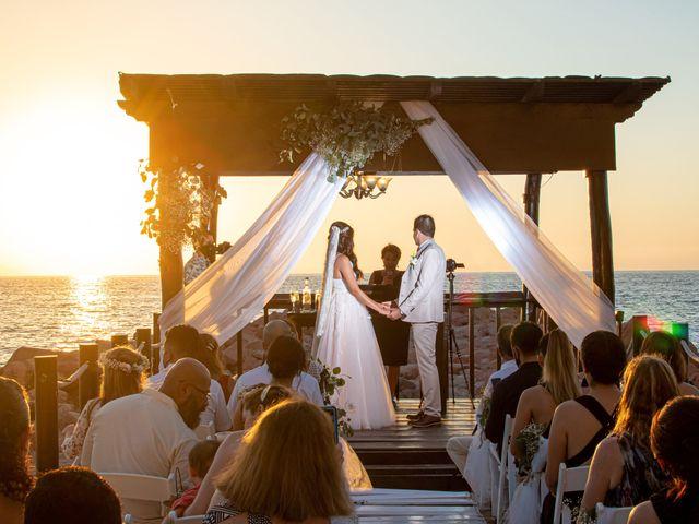 La boda de Daniela y Fernando