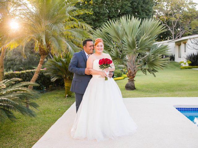 La boda de Constanza  y Manuel