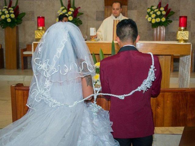 La boda de Angélica y Aaron
