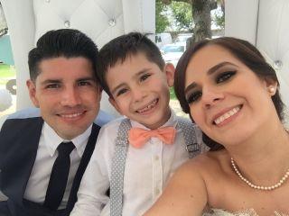 La boda de Mónica y Rogelio