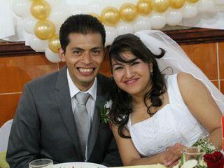 La boda de Paloma y Ángel