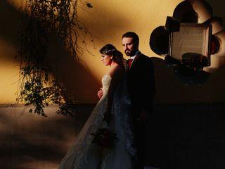 La boda de Mariana y Jero