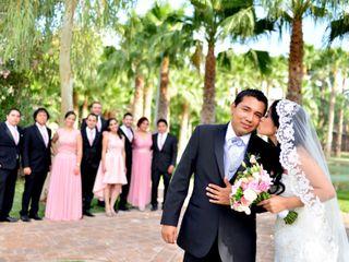 La boda de Brenda y Gabriel