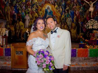 La boda de Dulce María y Sergio