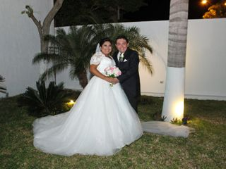 La boda de Lupita y Alonso