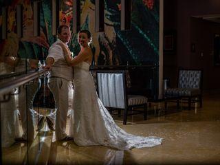 La boda de Amber y Kyle