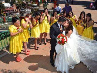 La boda de Karewith  y Ricardo 2