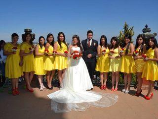 La boda de Karewith  y Ricardo