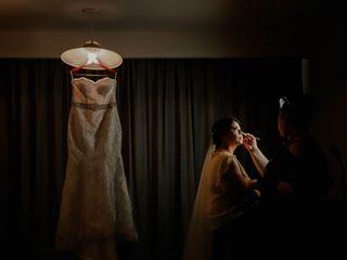 La boda de Alondra y Juan de Dios 3