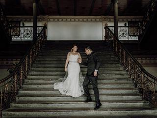 La boda de Alondra y Juan de Dios
