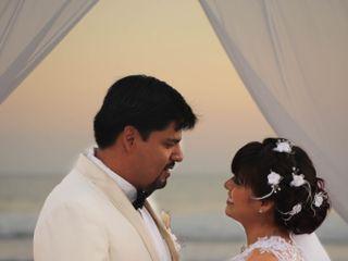 La boda de Mariam y Luis 1