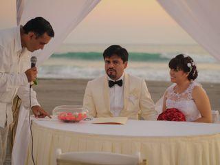 La boda de Mariam y Luis 3