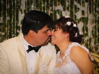 La boda de Mariam y Luis