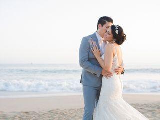 La boda de Estefania y Joshua