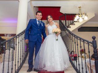 La boda de Doris y Jorge