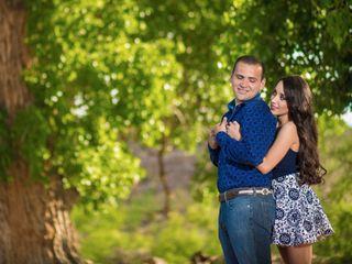 La boda de Maritza y Gerardo 3