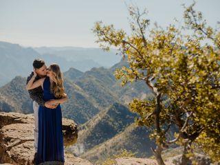 La boda de Irving y Paola 1