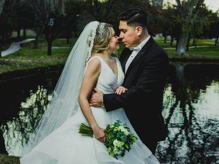 La boda de Irving y Paola