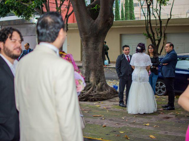 La boda de Sergio y Dulce María en Benito Juárez, Ciudad de México 6