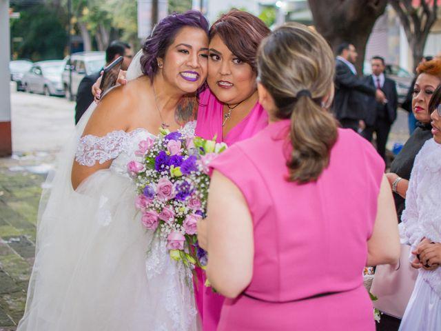 La boda de Sergio y Dulce María en Benito Juárez, Ciudad de México 7