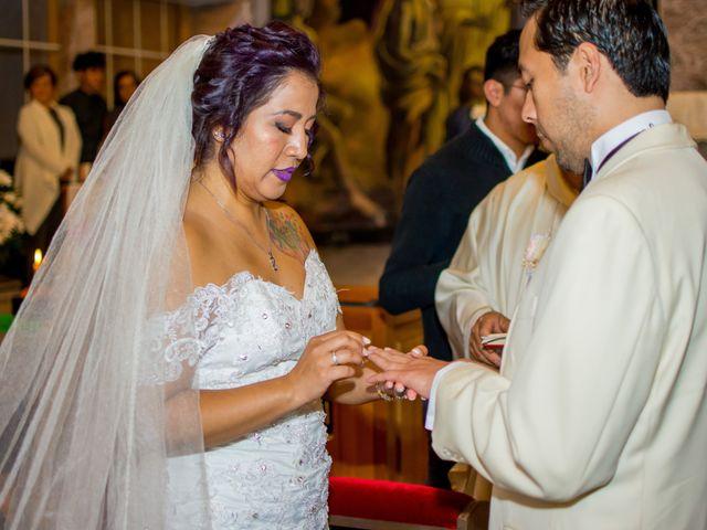 La boda de Sergio y Dulce María en Benito Juárez, Ciudad de México 9