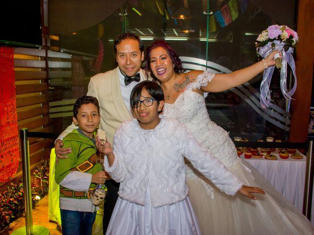 La boda de Sergio y Dulce María en Benito Juárez, Ciudad de México 2