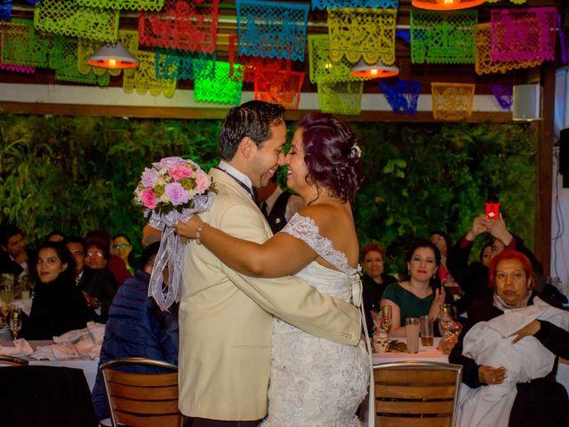 La boda de Sergio y Dulce María en Benito Juárez, Ciudad de México 12