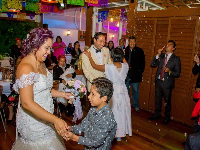 La boda de Sergio y Dulce María en Benito Juárez, Ciudad de México 13