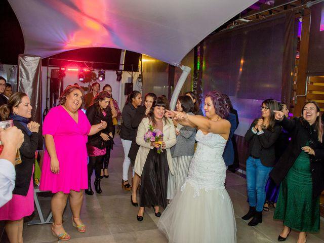 La boda de Sergio y Dulce María en Benito Juárez, Ciudad de México 17