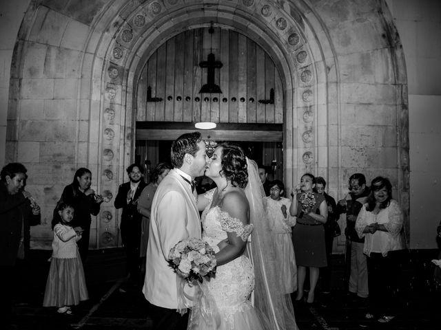 La boda de Sergio y Dulce María en Benito Juárez, Ciudad de México 24