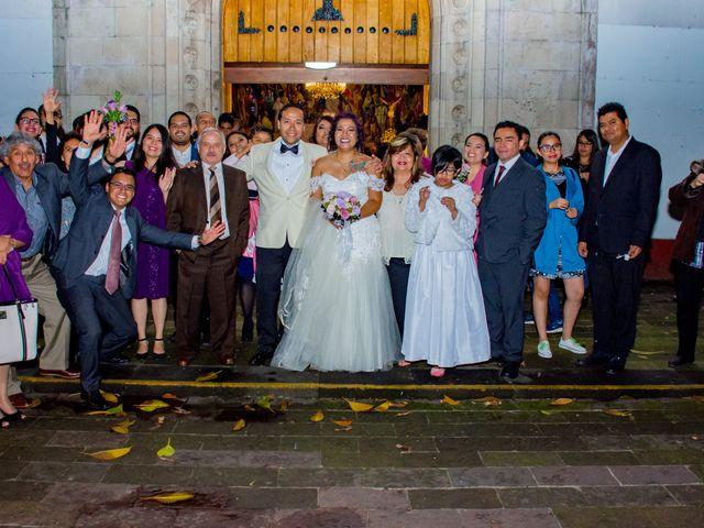 La boda de Sergio y Dulce María en Benito Juárez, Ciudad de México 25
