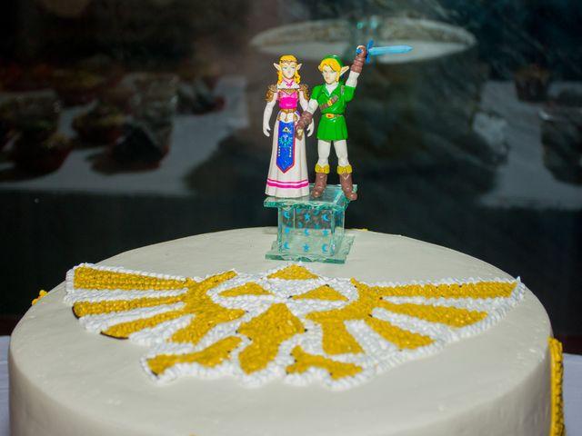 La boda de Sergio y Dulce María en Benito Juárez, Ciudad de México 26