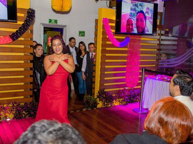 La boda de Sergio y Dulce María en Benito Juárez, Ciudad de México 29