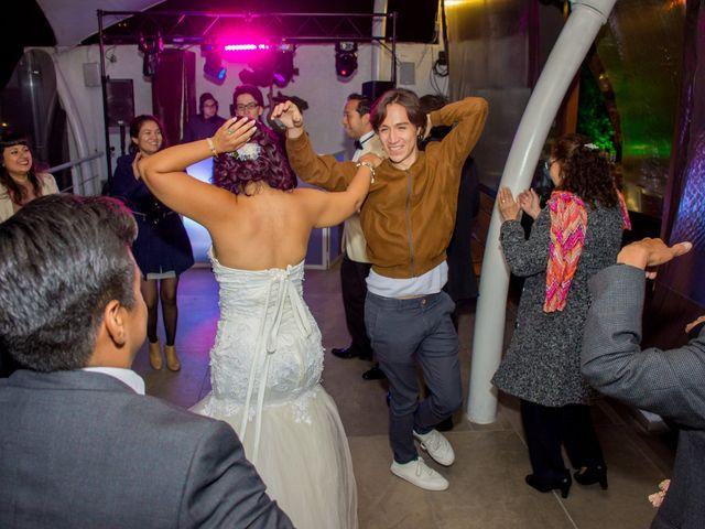 La boda de Sergio y Dulce María en Benito Juárez, Ciudad de México 30