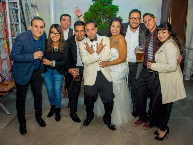 La boda de Sergio y Dulce María en Benito Juárez, Ciudad de México 31