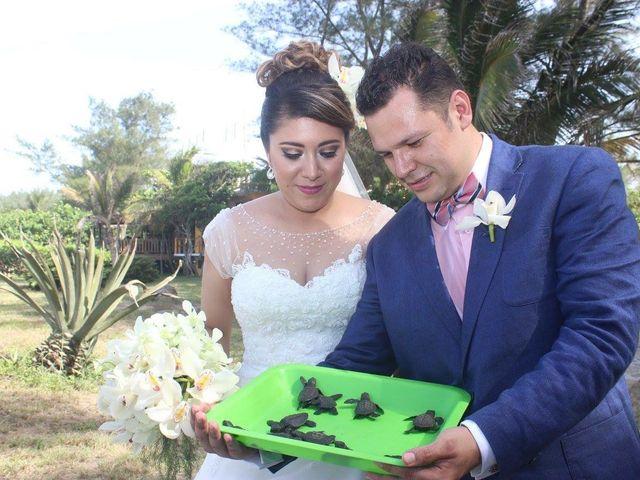 La boda de Teté y Miguel