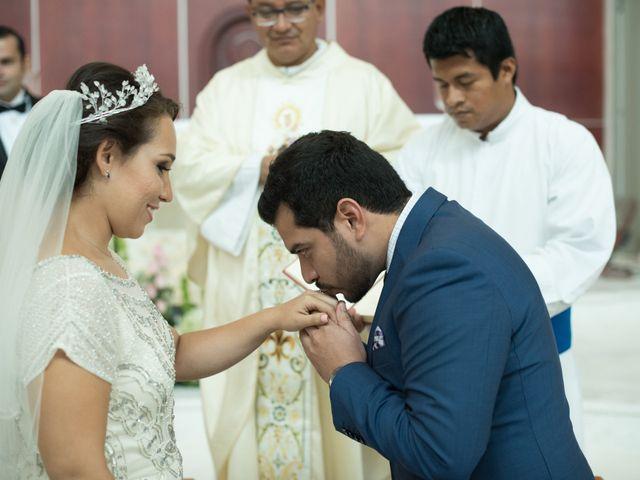 La boda de Ylenia y Osbaldo