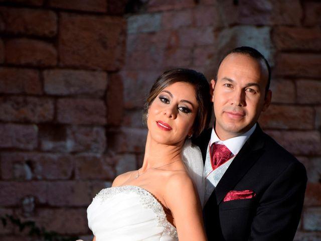 La boda de Jeanett y Arturo