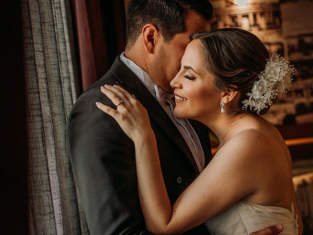 La boda de Paulina y Juan Pablo