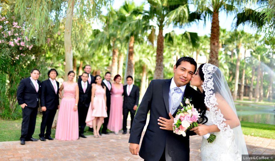 La boda de Gabriel y Brenda en Torreón, Coahuila