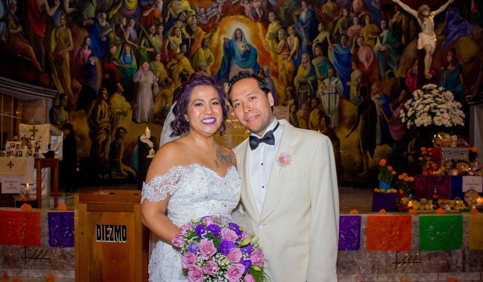 La boda de Sergio y Dulce María en Benito Juárez, Ciudad de México