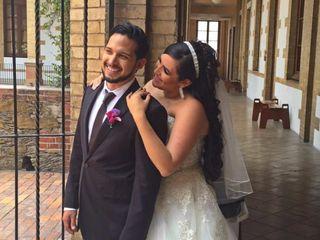 La boda de Yissel y Gustavo