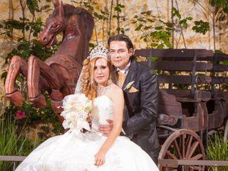 La boda de Jazmín y Fernando