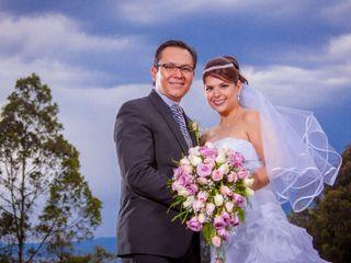 La boda de Vania y Fernando